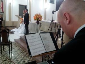 Trio SRM - Casamentos, música para casamentos, irati, igreja